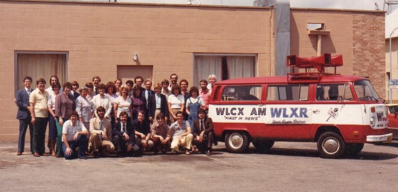 Group Picture (WLCX/WLXR)