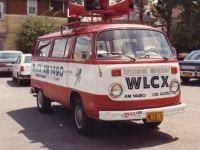 WLCX VW Bus