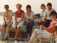 Terry & Kris Wirkus, Joan Wottke, Belinda Boscardin, Karen Brown, Becky Bruehl